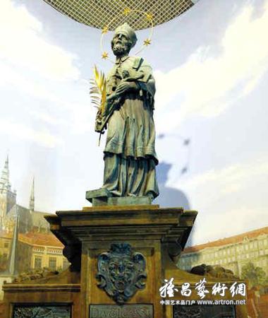 猴王孙悟空雕塑