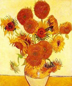 高更也画过《向日葵》 2月将在伦敦拍卖
